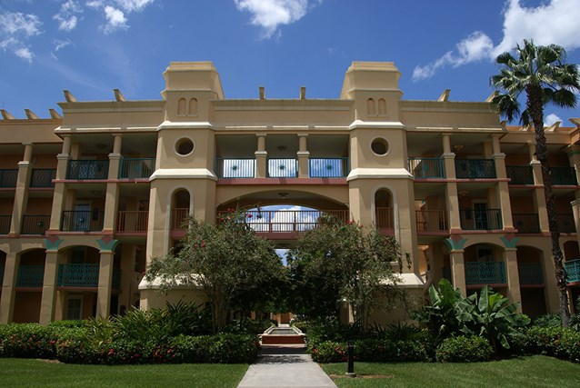 Disney's Coronado Springs Resort - Casitas buildings 2 and 3