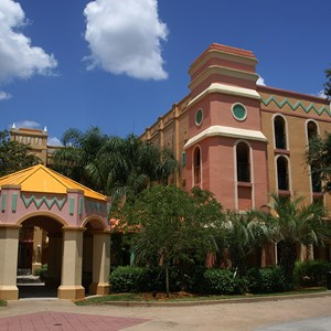 18 of 21: Disney's Coronado Springs Resort - Casitas buildings 5