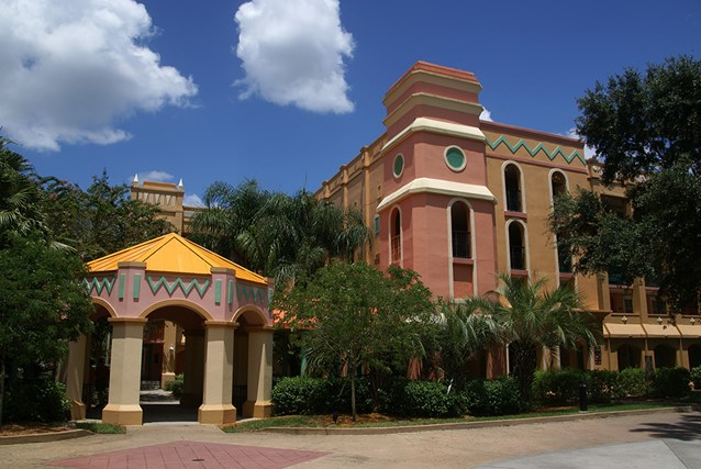 Disney's Coronado Springs Resort - Casitas buildings 5