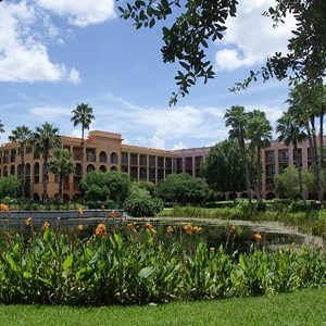 13 of 21: Disney's Coronado Springs Resort - Casitas building 3