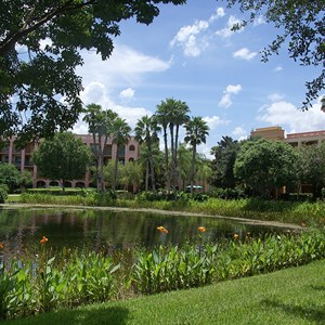 14 of 21: Disney's Coronado Springs Resort - Casitas building 3