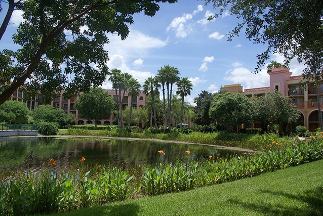 Disney's Coronado Springs Resort - Casitas building 3