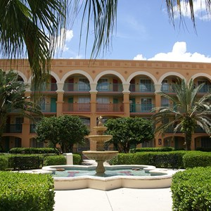 19 of 21: Disney's Coronado Springs Resort - Casitas building 5