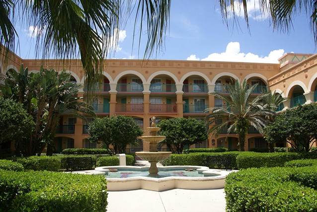 Disney's Coronado Springs Resort - Casitas building 5