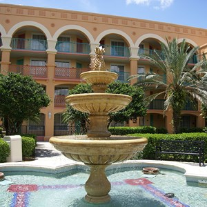 20 of 21: Disney's Coronado Springs Resort - Casitas building 5