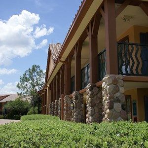 12 of 16: Disney's Coronado Springs Resort - Ranchos building 7a