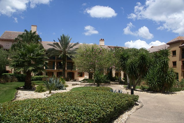 Disney's Coronado Springs Resort - Ranchos building 7b