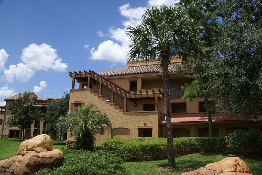 Ranchos buildings and grounds