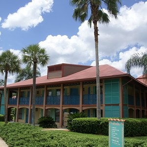 3 of 10: Disney's Coronado Springs Resort - Cabanas 8b buildings