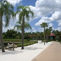Disney&#39;s Coronado Springs Resort - Cabanas landscape