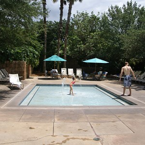 5 of 14: Disney's Coronado Springs Resort - The Dig Site kids pool