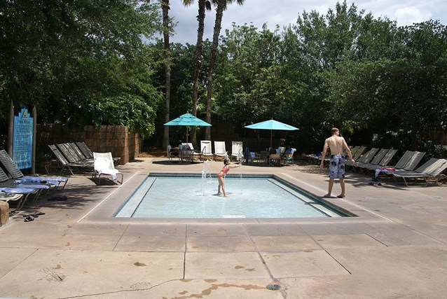 Disney's Coronado Springs Resort - The Dig Site kids pool