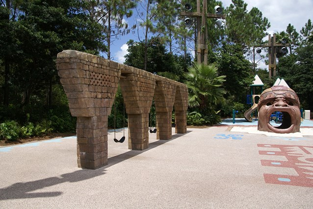 Disney's Coronado Springs Resort - Explorer's Playground