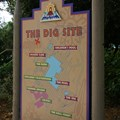 Disney's Coronado Springs Resort - The Dig Site map