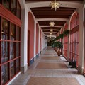 Disney's Coronado Springs Resort - The dining hallway of El Centro