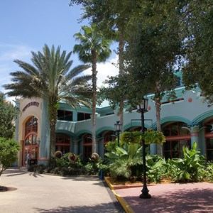 13 of 16: Disney's Coronado Springs Resort - The Pepper Market exterior