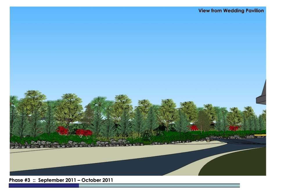 Grand Floridian Villas contruction visual impact rendering