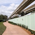 Disney&#39;s Grand Floridian DVC - A new walkway has been constructed linking the Wedding Pavilion and Health Club to the Grand Floridian Resort