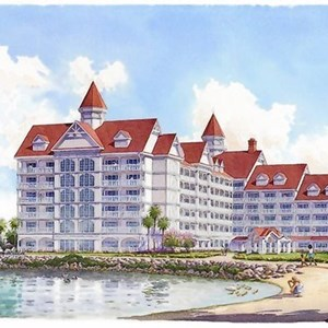 1 of 1: The Villas at Disney's Grand Floridian Resort - Grand Floridian DVC concept art
