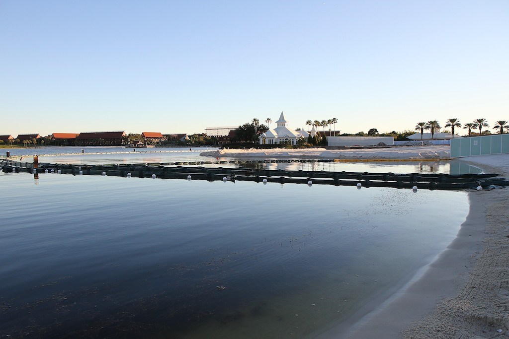 Grand Floridian DVC construction