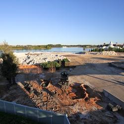 Grand Floridian DVC wing construction
