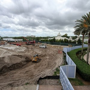 1 of 5: The Villas at Disney's Grand Floridian Resort - Disney's Grand Floridian DVC construction