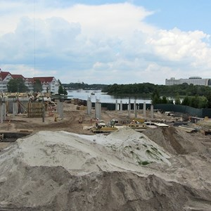 2 of 5: The Villas at Disney's Grand Floridian Resort - Disney's Grand Floridian DVC construction
