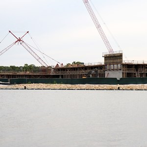 5 of 5: The Villas at Disney's Grand Floridian Resort - Disney's Grand Floridian DVC construction