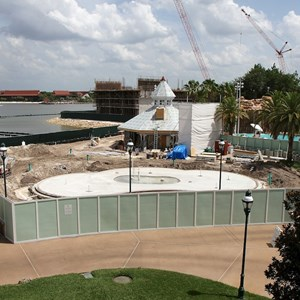 10 of 12: The Villas at Disney's Grand Floridian Resort - Disney's Grand Floridian DVC construction