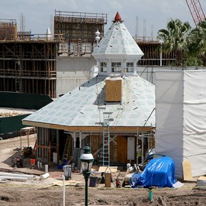 12 of 12: The Villas at Disney's Grand Floridian Resort - Disney's Grand Floridian DVC construction