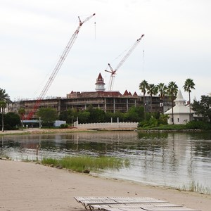 2 of 6: The Villas at Disney's Grand Floridian Resort - Disney's Grand Floridian DVC construction