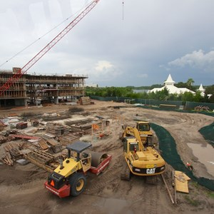 3 of 6: The Villas at Disney's Grand Floridian Resort - Disney's Grand Floridian DVC construction