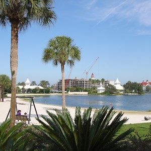 5 of 6: The Villas at Disney's Grand Floridian Resort - Disney's Grand Floridian DVC construction