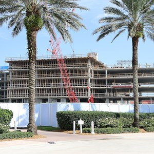 6 of 6: The Villas at Disney's Grand Floridian Resort - Disney's Grand Floridian DVC construction