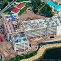 Disney&#39;s Grand Floridian DVC - Disney&#39;s Grand Floridian DVC aerial view - Copyright 2012 Scott Keating