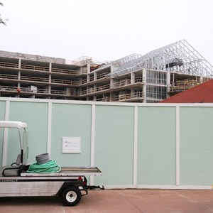 7 of 7: The Villas at Disney's Grand Floridian Resort - Disney's Grand Floridian DVC construction