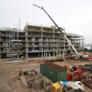 2 of 7: The Villas at Disney's Grand Floridian Resort - Disney's Grand Floridian DVC construction