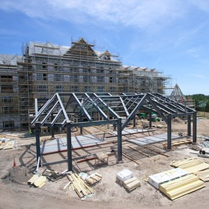 2 of 8: The Villas at Disney's Grand Floridian Resort - Disney's Grand Floridian DVC construction
