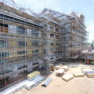 4 of 8: The Villas at Disney's Grand Floridian Resort - Disney's Grand Floridian DVC construction