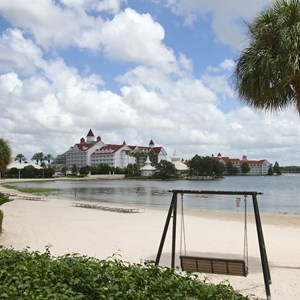 1 of 16: The Villas at Disney's Grand Floridian Resort - Disney's Grand Floridian DVC construction