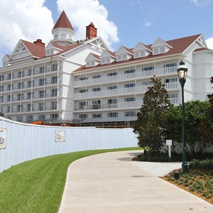 4 of 16: The Villas at Disney's Grand Floridian Resort - Disney's Grand Floridian DVC construction