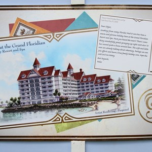 5 of 16: The Villas at Disney's Grand Floridian Resort - Disney's Grand Floridian DVC construction