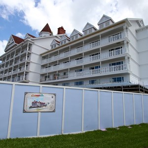 6 of 16: The Villas at Disney's Grand Floridian Resort - Disney's Grand Floridian DVC construction