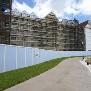 9 of 16: The Villas at Disney's Grand Floridian Resort - Disney's Grand Floridian DVC construction