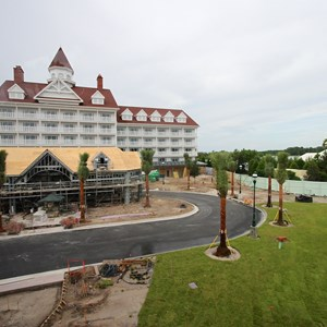 1 of 7: The Villas at Disney's Grand Floridian Resort - Disney's Grand Floridian DVC construction