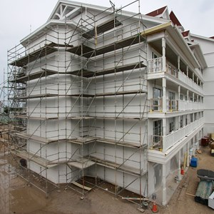 5 of 7: The Villas at Disney's Grand Floridian Resort - Disney's Grand Floridian DVC construction