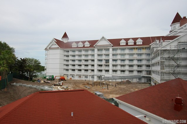 The Villas at Disney's Grand Floridian Resort