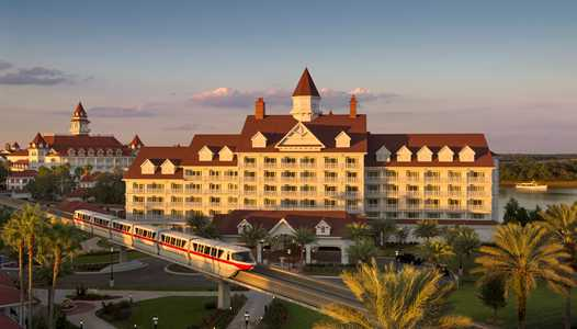 Grab and Go breakfast now available at The Villas at Disney's Grand Floridan Resort