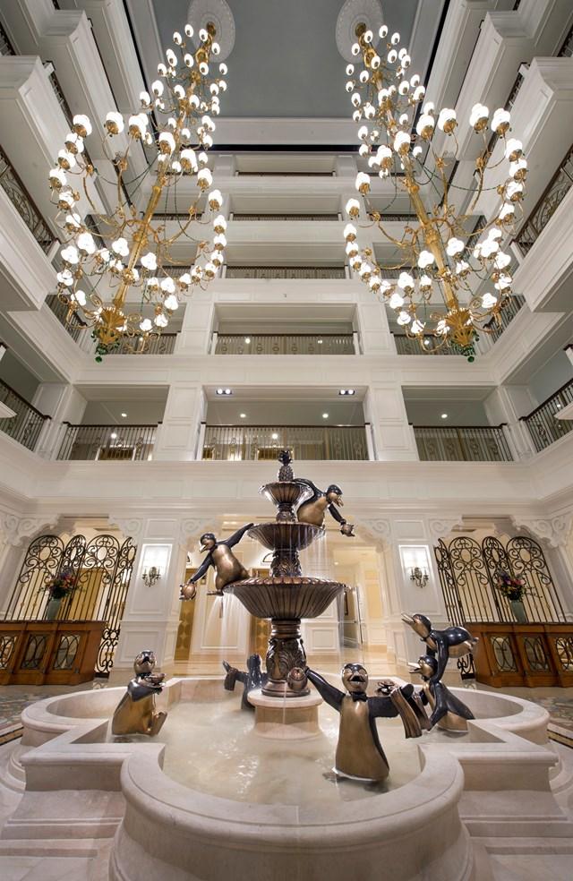 The Villas at Disney's Grand Floridian Resort - Lobby