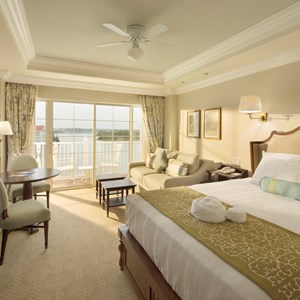 6 of 6: The Villas at Disney's Grand Floridian Resort - The Villas at Disney's Grand Floridian Resort - Deluxe Studio